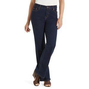 Levi's 512 Perfectly Slimming Bootcut Jeans - 10